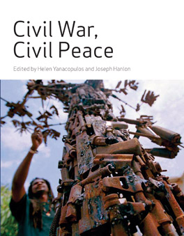 Cover of 'Civil War, Civil Peace'