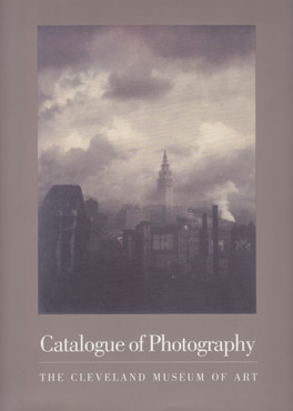 Cover of Catalogue of Photography