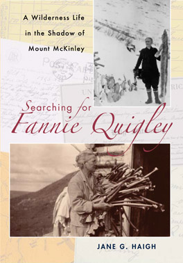 Cover of 'Searching for Fannie Quigley'