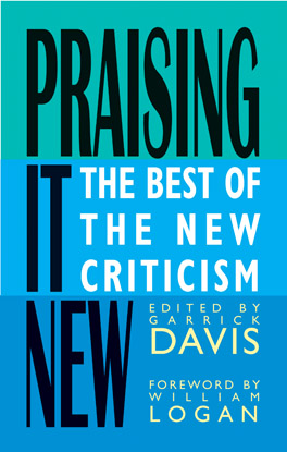 Cover of 'Praising It New'