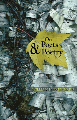 Cover of 'On Poets and Poetry'
