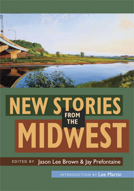 Cover of 'New Stories from the Midwest'