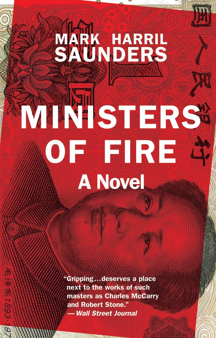 Cover of 'Ministers of Fire'