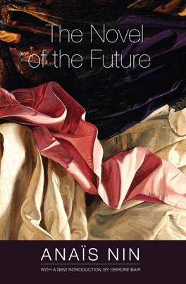 Cover of 'The Novel of the Future'