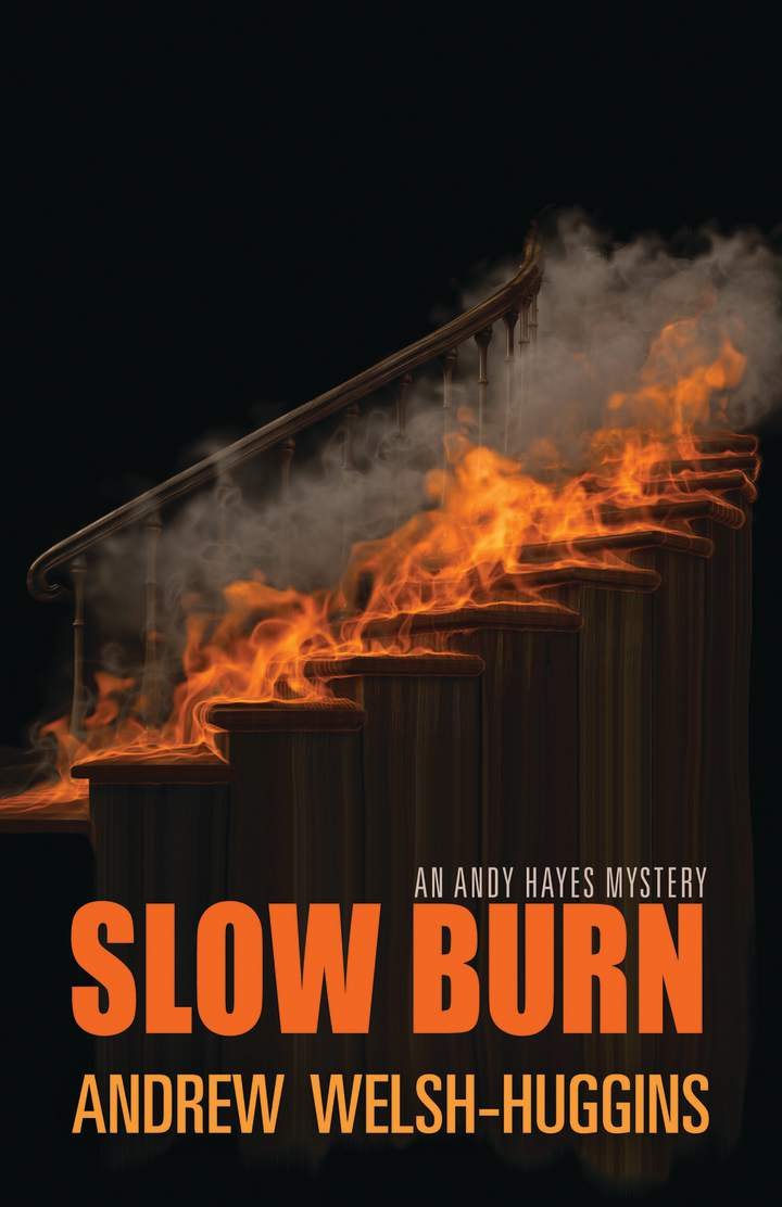 Cover of 'Slow Burn'