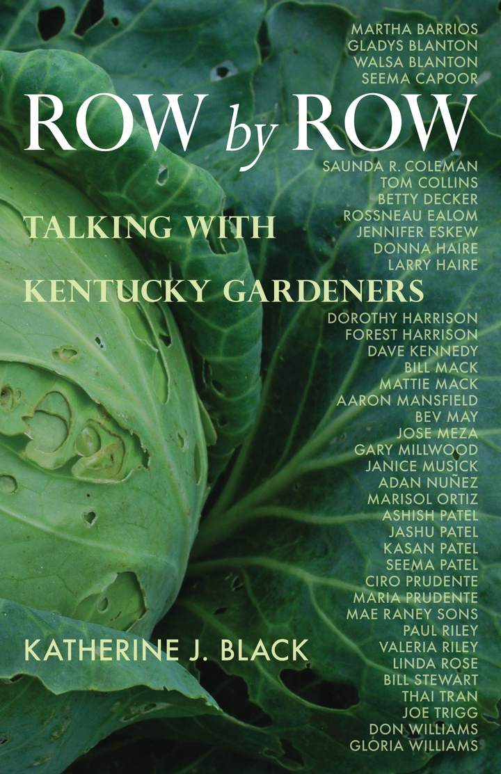 Cover of 'Row by Row'