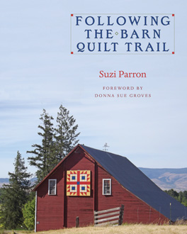 Cover of 'Following the Barn Quilt Trail'