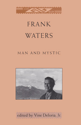 Cover of 'Frank Waters'