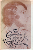 Cover of 'The Complete Works of Robert Browning, Volume I'
