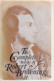 Cover of 'The Complete Works of Robert Browning, Volume II'