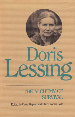 Cover of 'Doris Lessing'