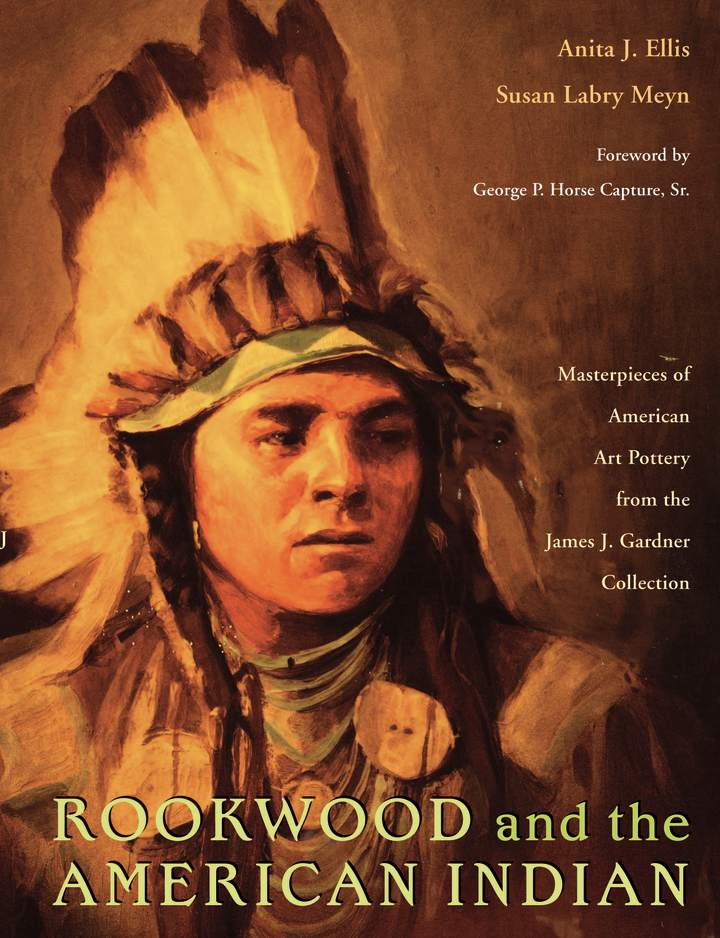 Cover of 'Rookwood and the American Indian'