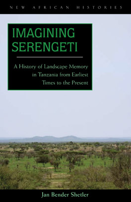 Cover of 'Imagining Serengeti'