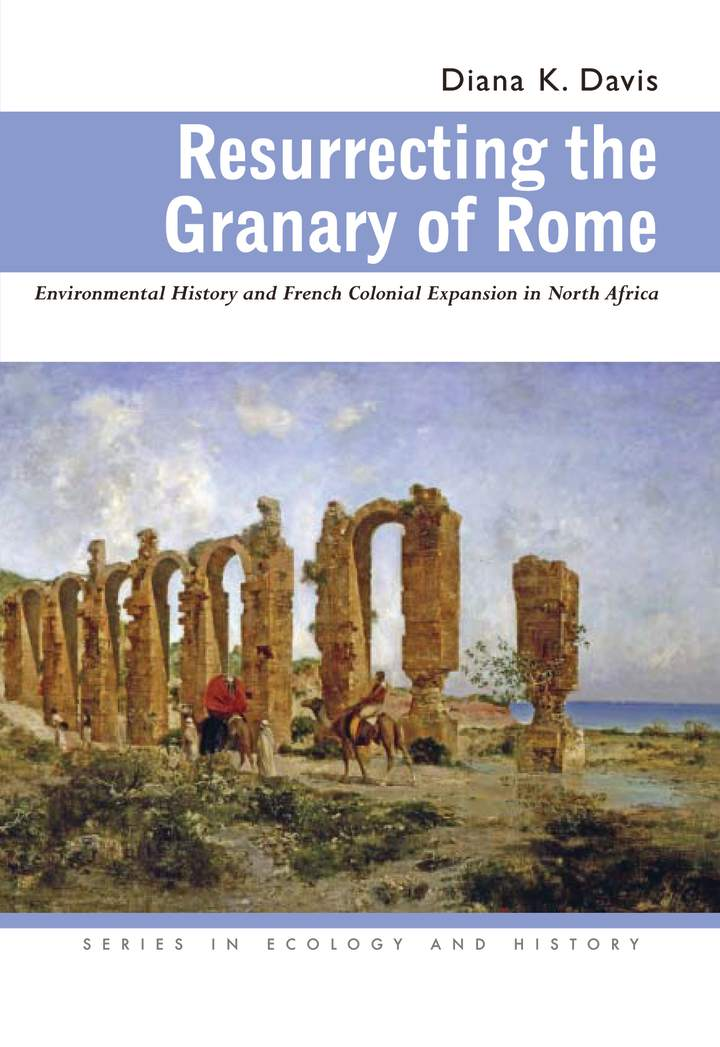 Cover of 'Resurrecting the Granary of Rome'
