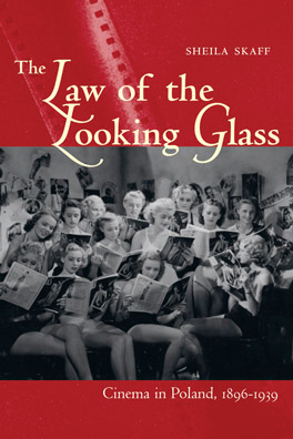 Cover of The Law of the Looking Glass