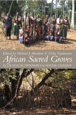 Cover of African Sacred Groves