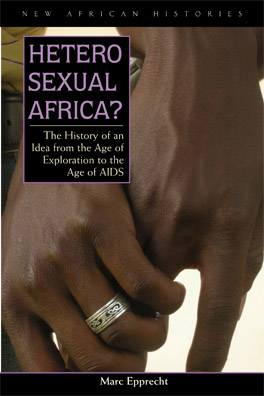 Cover of 'Heterosexual Africa?'
