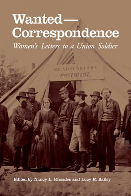 Cover of 'Wanted—Correspondence'
