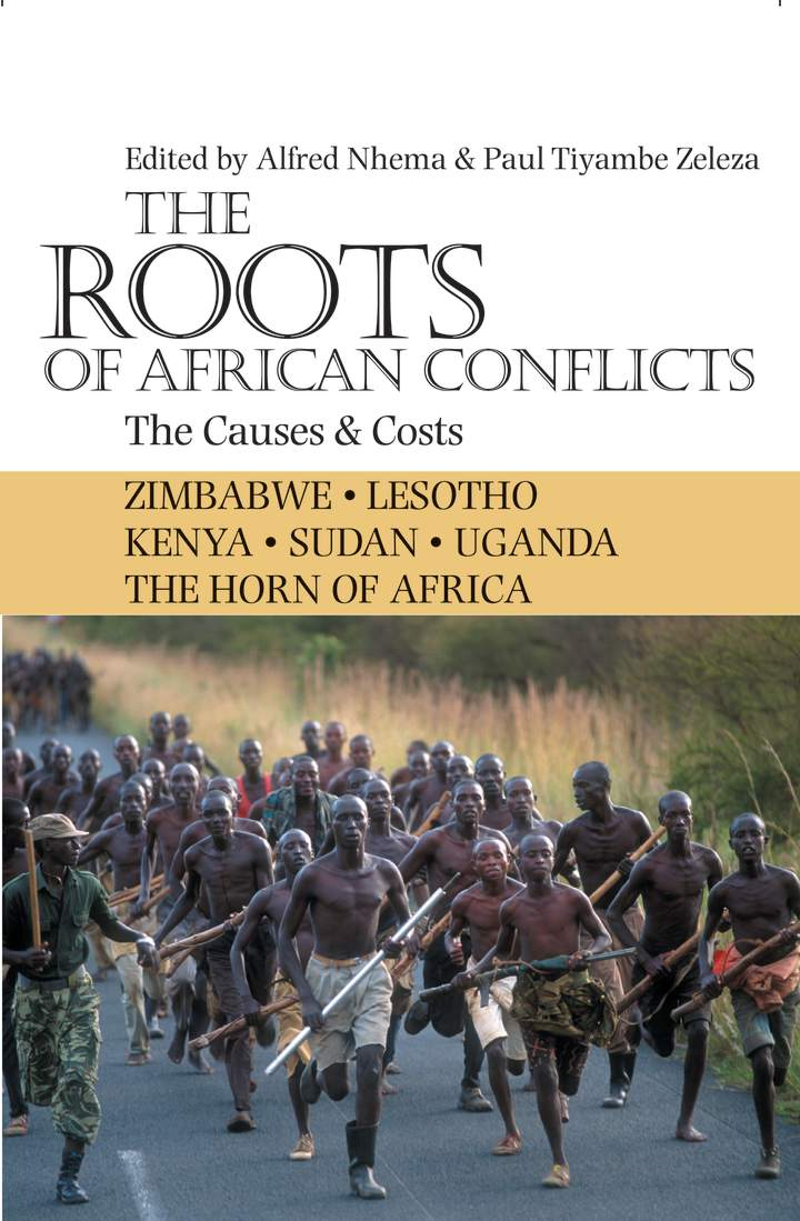 Cover of 'The Roots of African Conflicts'