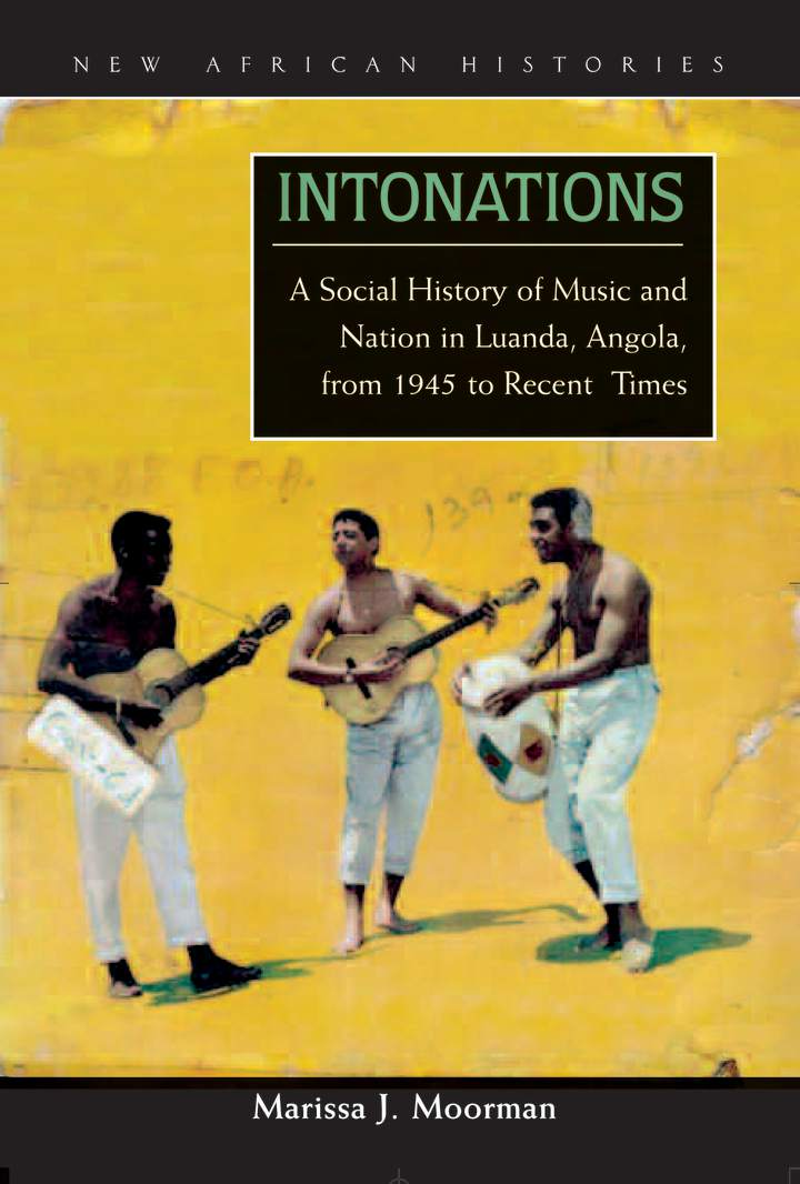 Cover of 'Intonations'