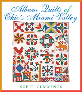 Cover of 'Album Quilts of Ohio's Miami Valley'