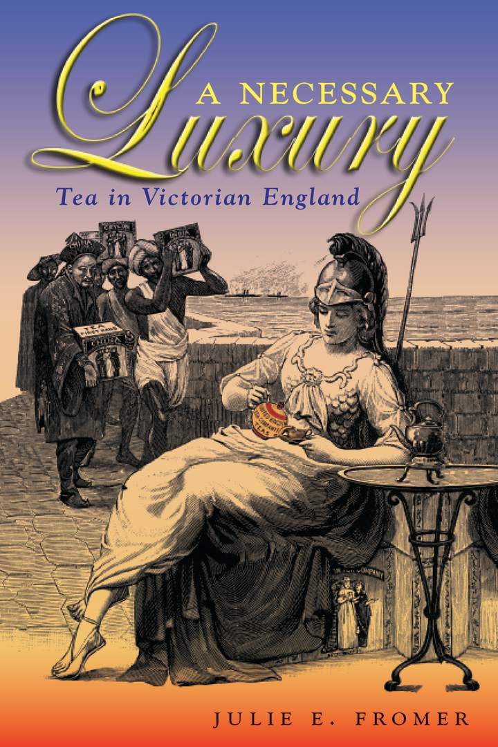 Cover of 'A Necessary Luxury'