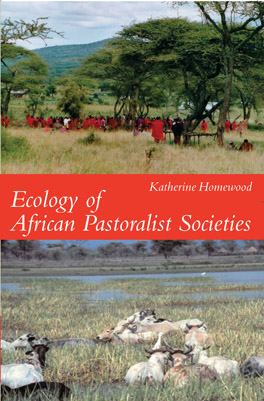 Cover of 'Ecology of African Pastoralist Societies'