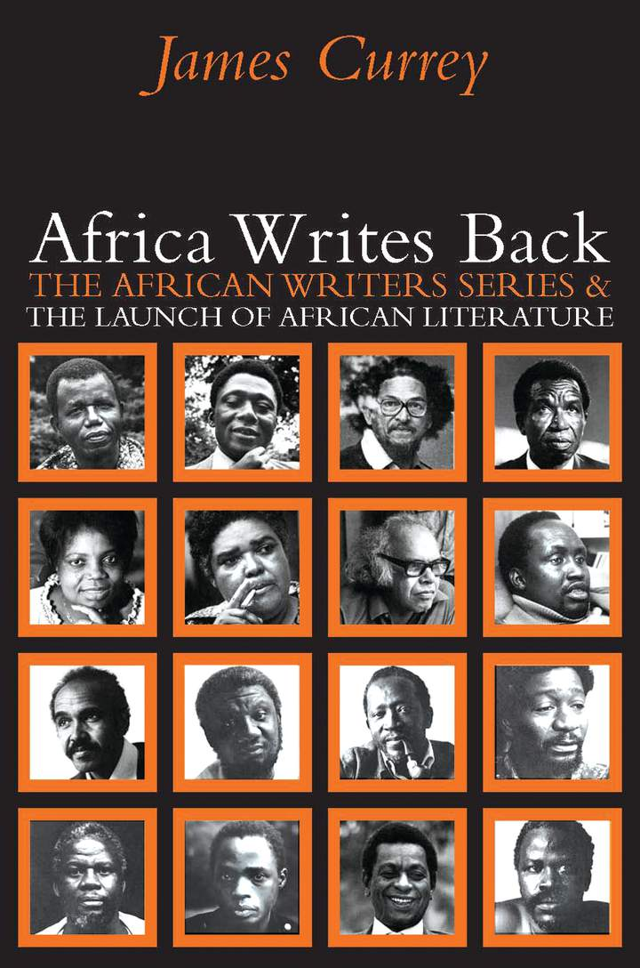 Cover of Africa Writes Back