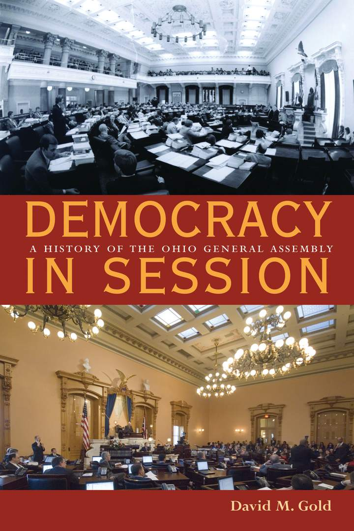 Cover of 'Democracy in Session'