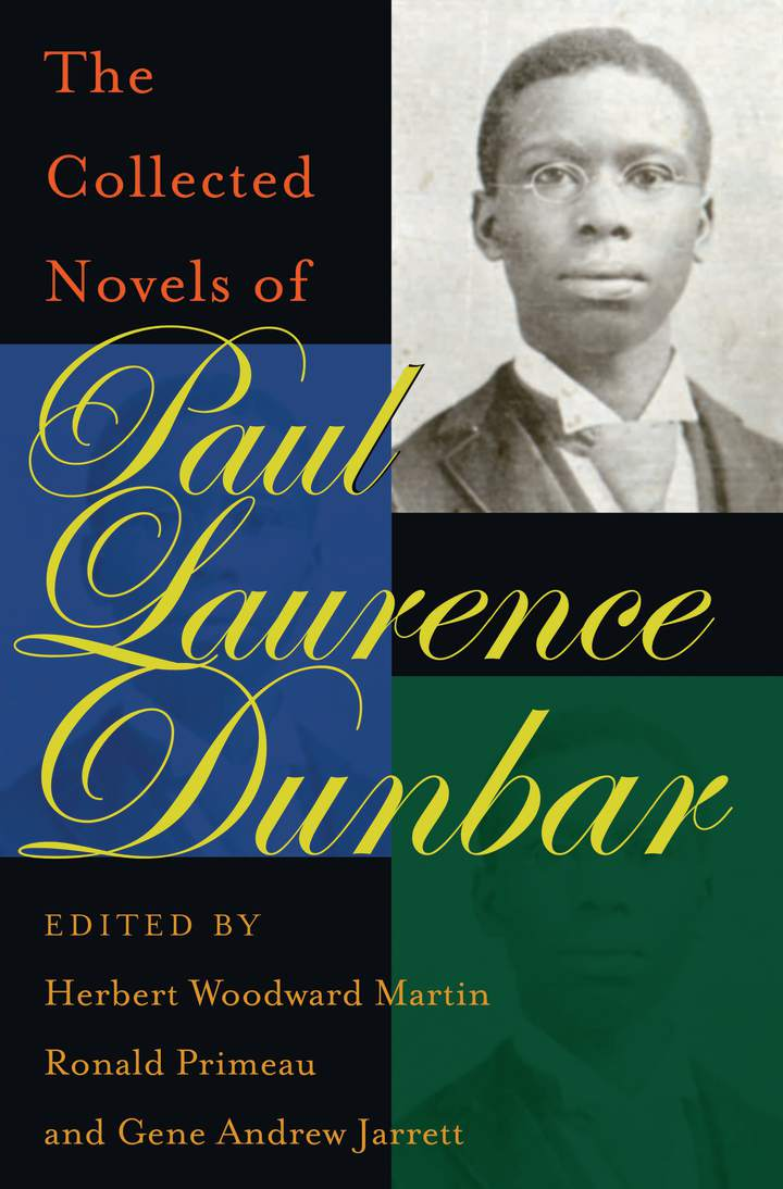 Cover of 'The Collected Novels of Paul Laurence Dunbar'