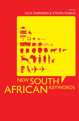 Cover of New South African Keywords