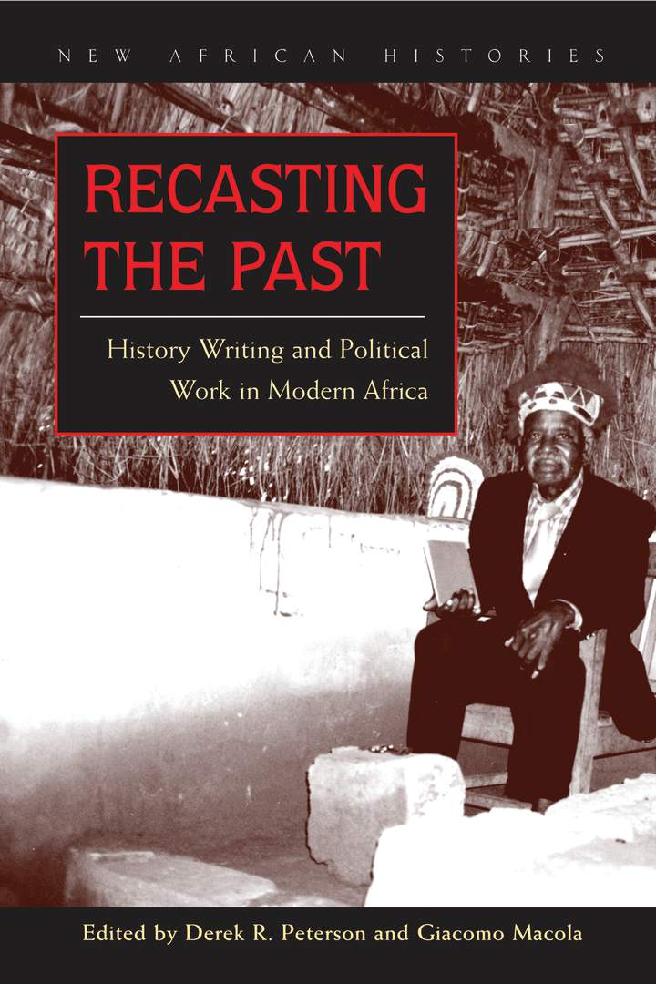 Cover of 'Recasting the Past'