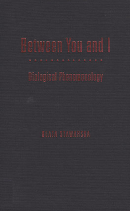 Cover of 'Between You and I'