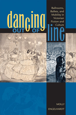 Cover of 'Dancing out of Line'