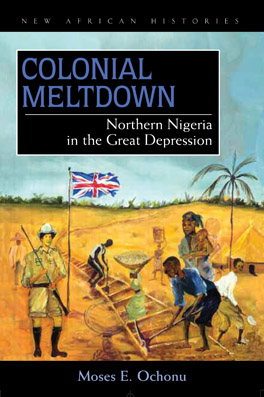 Cover of 'Colonial Meltdown'