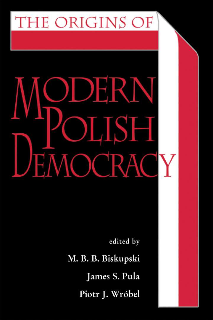 Cover of 'The Origins of Modern Polish Democracy'