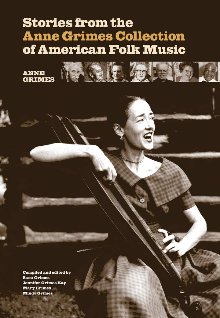 Cover of 'Stories from the Anne Grimes Collection of American Folk Music'