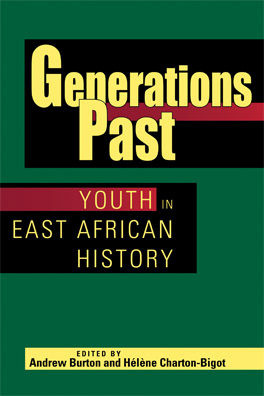 Cover of 'Generations Past'