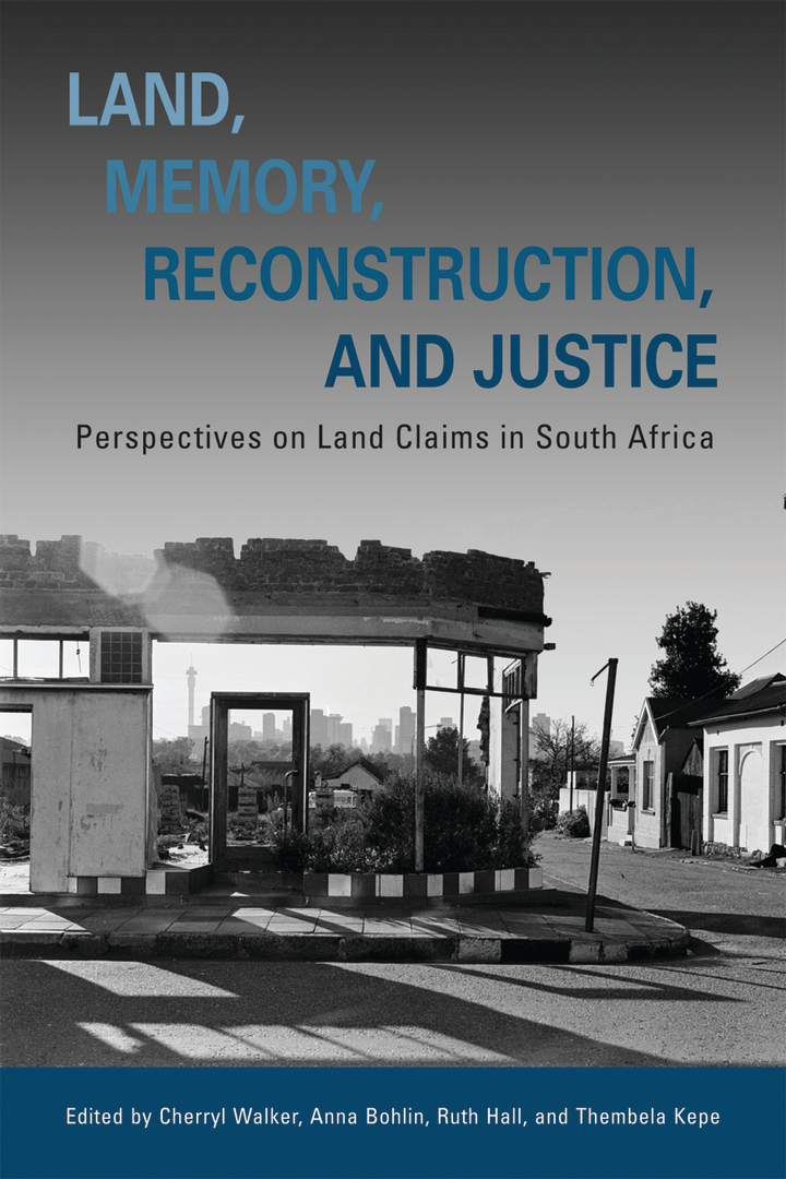Cover of 'Land, Memory, Reconstruction, and Justice'