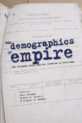 Cover of 'The Demographics of Empire'