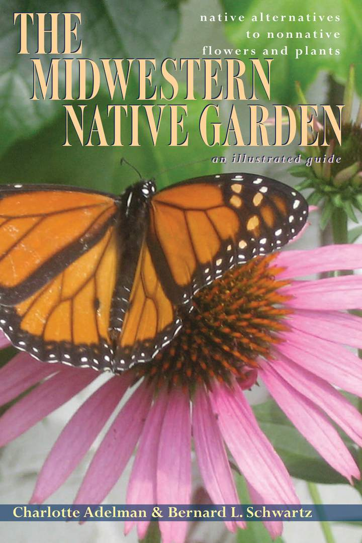 Cover of 'The Midwestern Native Garden'