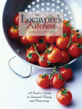 Cover of 'The Locavore's Kitchen'