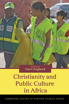 Cover of 'Christianity and Public Culture in Africa'