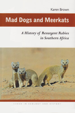 Cover of Mad Dogs and Meerkats
