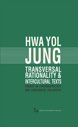 Cover of 'Transversal Rationality and Intercultural Texts'
