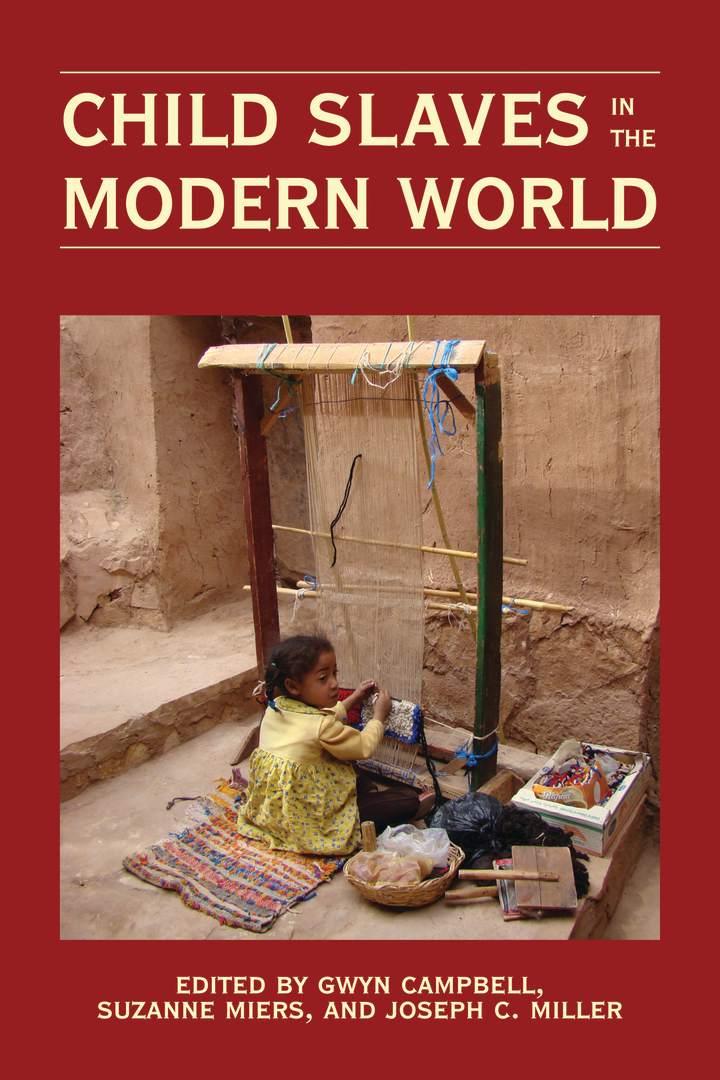 Cover of 'Child Slaves in the Modern World'
