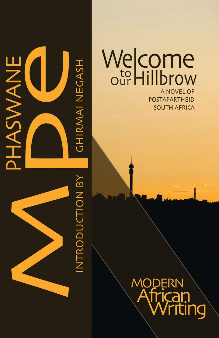 Cover of 'Welcome to Our Hillbrow'