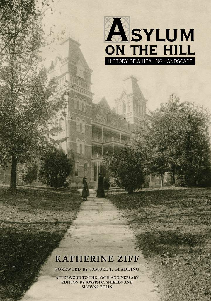 Cover of 'Asylum on the Hill'