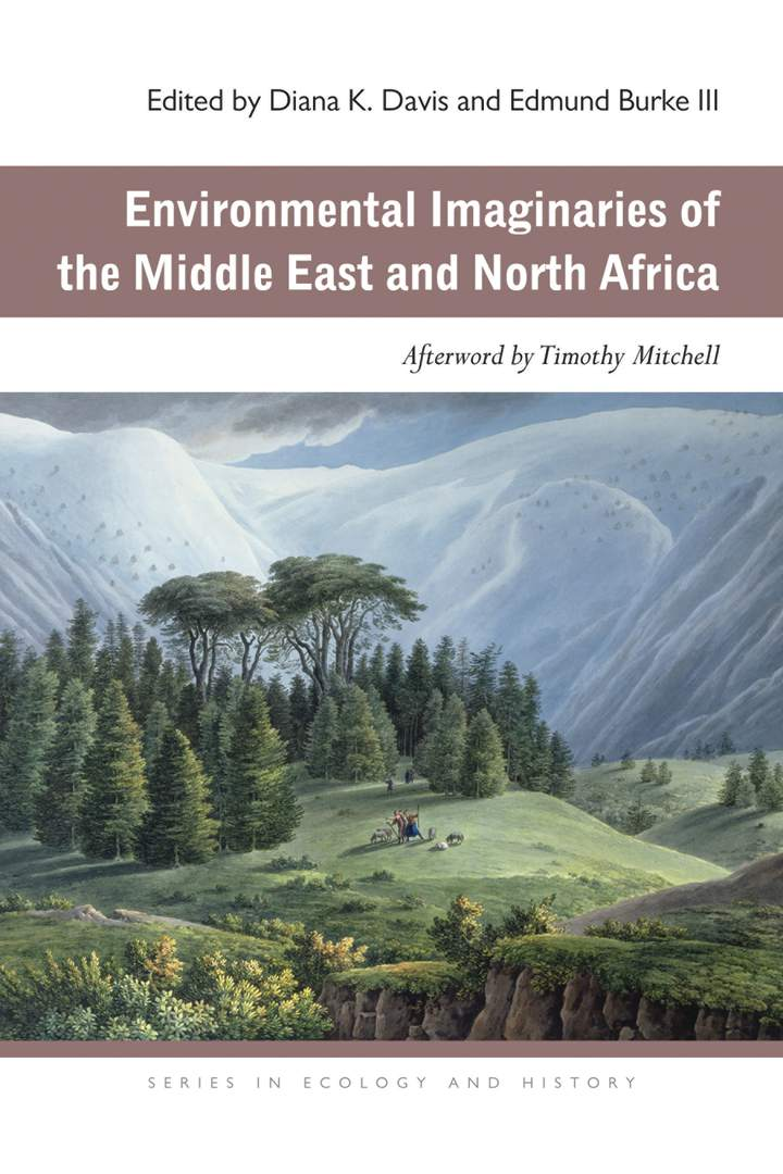 Cover of 'Environmental Imaginaries of the Middle East and North Africa'
