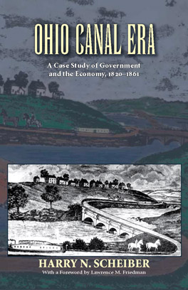 Cover of 'Ohio Canal Era'